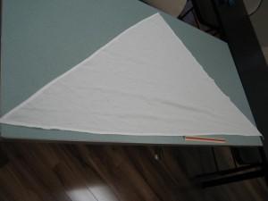 Triangle bandage