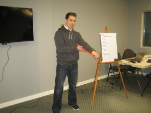 First aid courses and services in Saskatoon
