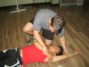 First aid and CPR courses and services in Ottawa