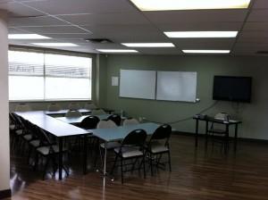 St Mark James Training Class in Hamilton