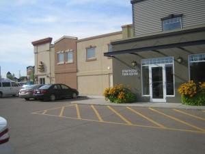 Edmonton First Aid Office Building