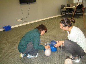 First Aid Services in Fort McMurray, Alberta